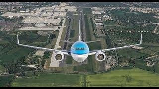 X Plane 11 - Real Scenery! (737 at Gatwick)