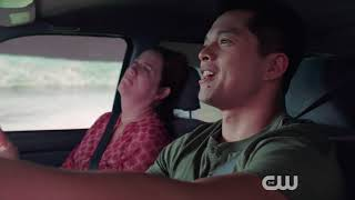 "Trapped In A Car With Someone You Don't Want To Be Trapped In A Car With - ""Crazy Ex-Girlfriend"""