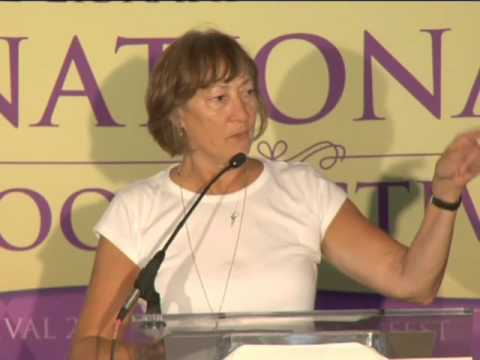 Sharon Creech - 2009 National Book Festival