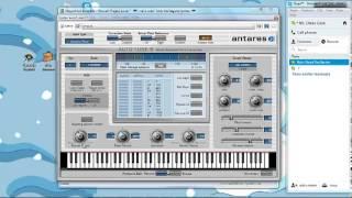 How to get Autotunes on Skype with Mixcraft 6
