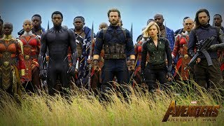 Avengers Infinity War 2018 Trailer[Movies4U]