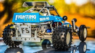 Tamiya RC Fighting Buggy 2014 Build 4K (Re-Release Super Champ Model 1982) • #84389 • HD