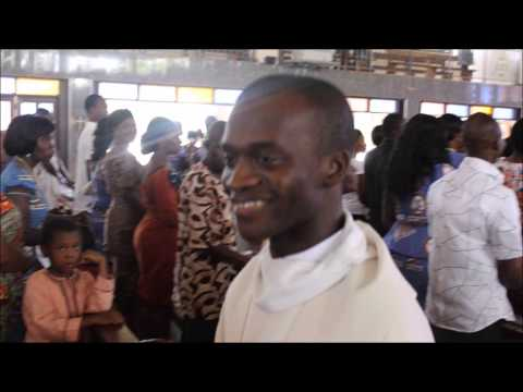 Homily By Fr Anthony Agnes - First Thanksgiving Mass of New Priest (30-08-2015)