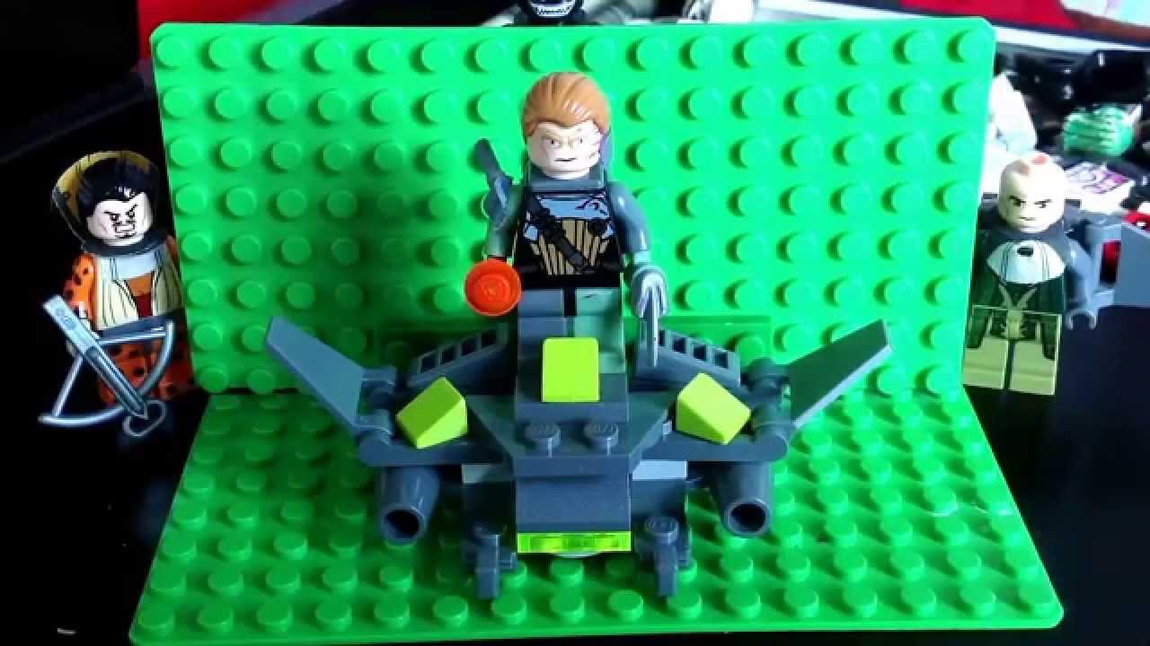 Lego Hobgoblin Marvel Lego Marvel Harry