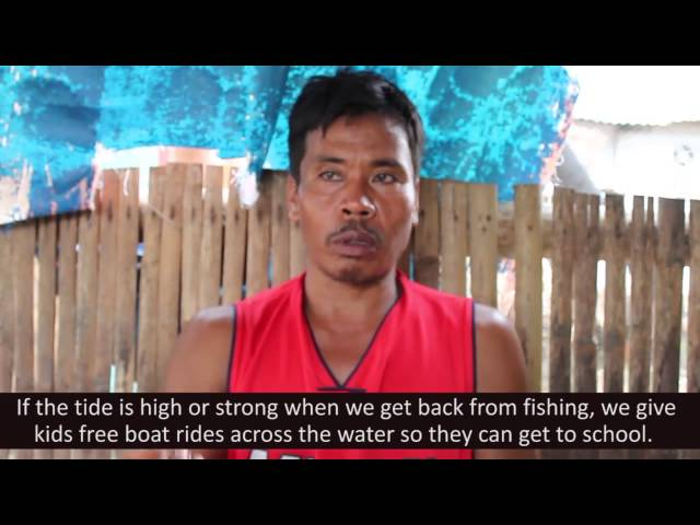 Voices from Slums   Story of the Schoolchildren's Boatman