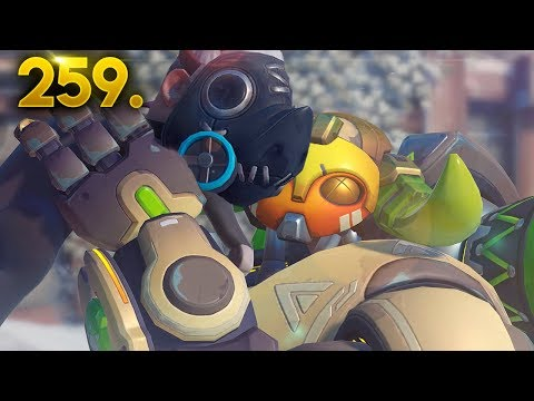Iconic Orisa & Roadhog Duo..!! | OVERWATCH Daily Moments Ep. 259 (Funny and Random Moments)