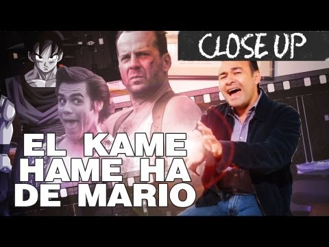 CLOSE UP a MARIO CASTAÑEDA (GOKU, BRUCE WILLIS, JIM CARREY y MÁS)