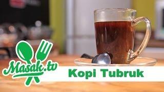 Kopi Tubruk | Minuman #003
