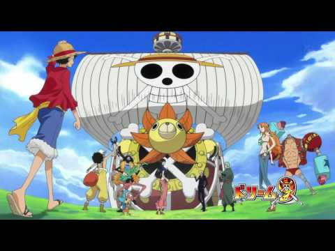 ONE PIECE 「We Are! For The New World 」