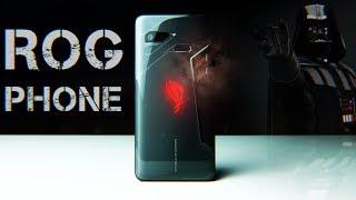 Самый НАВОРОЧЕННЫЙ Смартфон в МИРЕ 🔥! Обзор Asus ROG Phone