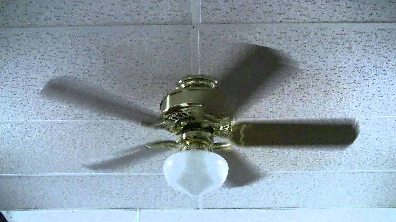 Casablanca Ventura Ceiling Fan - YouTube