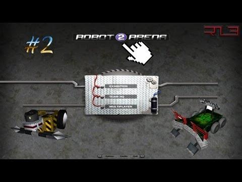 Robot Arena 2 Robot Designs Robot Arena 2   Part 2