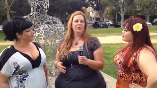 Plus Size Models- Beverly Hills Photoshoot