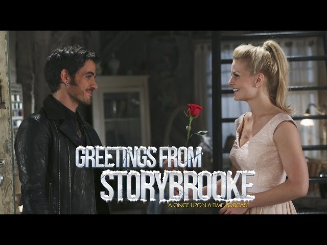 Greetings from Storybrooke #96 - (S04E04) Searching for Sarah Fisher