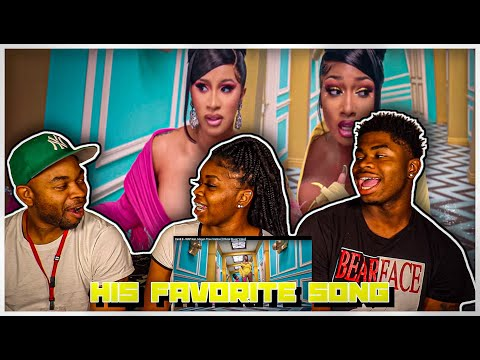 DAD REACTS: Cardi B - WAP feat. Megan Thee Stallion [Official Music Video] | REACTION