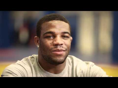 Jordan Burroughs: An Inside Look at the Olympic Training Center Image 1