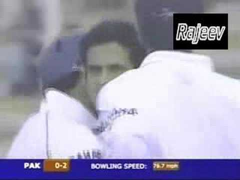 Irfan Pathan's Hat-trick Against Pakistan video