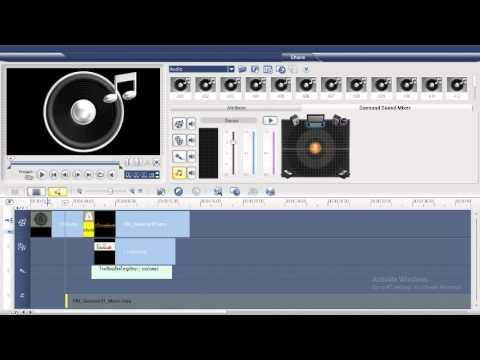 การสร้างวิดีโอ ด้วยโปรแกรม UleadVideoStudio 11