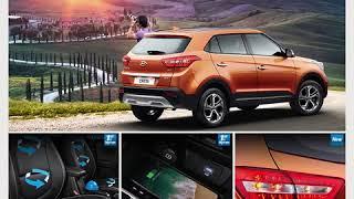 All New Hyundai Creta 2019 || Blue Hyundai || Bangalore