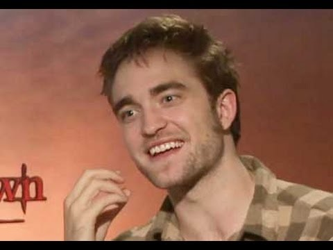 Robert Pattinson Junket Interview: Breaking Dawn Part 1