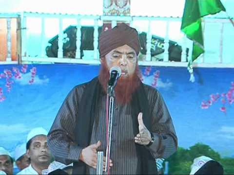 Raza E Mustafa Ahmedabad Abul Haqqani video