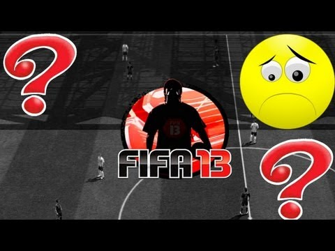 Fifa 13 - Bug Bizarro - Sem reposio de Bola - Ultimate Team