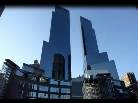 TIME WARNER CENTER, NEW YORK CITY - The Shops at Columbus Circle - Manhattan's Indoor Shopping Mall