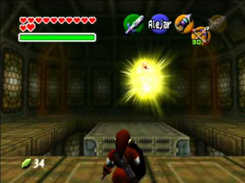 The Legend of Zelda: Ocarina of Time (Final Parte 1) Espa�ol