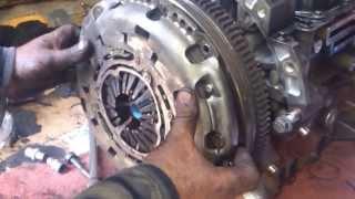 Ремонт дизельного двигателя форд транзит