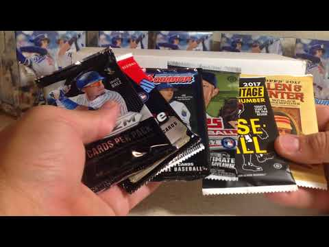 Opening a Card Sharks Club Modern Baseball Cards Pack-A-Day Box