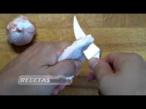 Preparar bolitas de pollo - Recetas de cocina RECETASonline