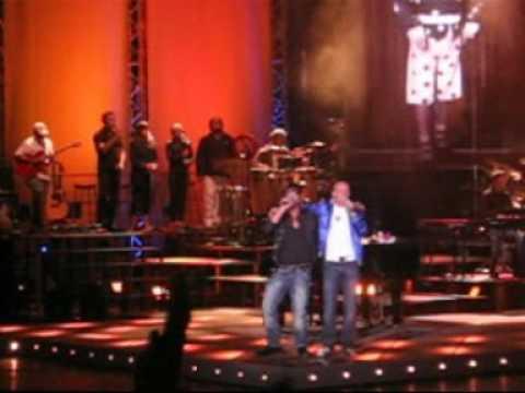 GIGI D'ALESSIO & FRANCO RICCIARDI (live arena flegrea)