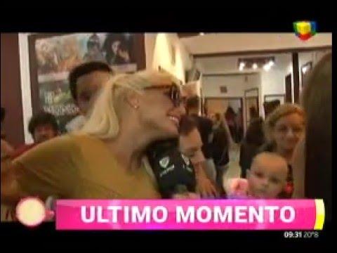 José Ottavis eligió a Vicky Xipolitakis por sobre su cargo en el bloque del FPV: Habló la vedette