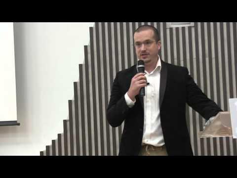 Blockchain Agenda South Korea - The future of Capital Markets Simon Dixon