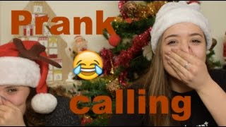 Prank calling random people - Episode 16