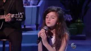 8 Year Old Angelina Jordan From Norway - Fly Me To The Moon