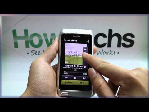 Nokia N8: Review of the Music Player