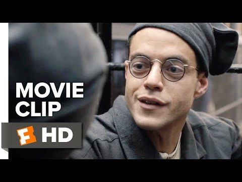Papillon Movie Clip - We're All Scorpions In Here (2018)   Movieclips Coming Soon