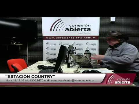 ESTACION COUNTRY 29-09 Radio Conexión Abierta