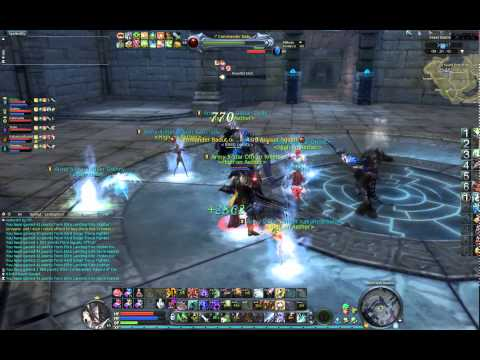 Aion - Steel Wall Bastion - Rank S - Walkthrough - Defence Group