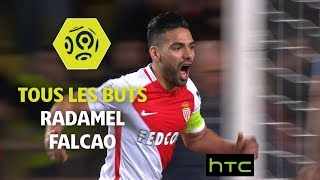Tous les buts de Radamel Falcao - AS Monaco 2016-17 - Ligue 1
