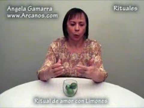 Ritual de Amor con Limones