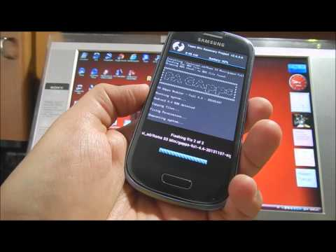 Rom KitKat 4.4.x - Galaxy S3 Mini I8190/L (EspañolMX)
