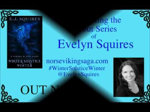 Winter Solstice Winter by Evelyn Squires Book Trailer - Official