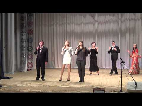 Песня студентов УГАЭС (г. Уфа)