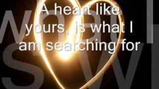 A heart like Yours by Cece Winans with lyrics