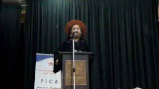 Thumb Richard Stallman disfrazado de San Ignucio (Saint Ignucius)
