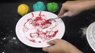 How To Make Play Doh Clay at Home