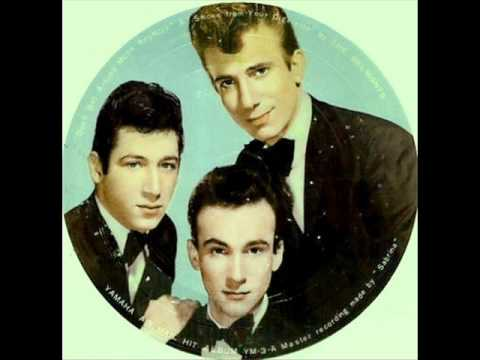 Come On Little Angel - Belmonts '1962 Sabina take...
