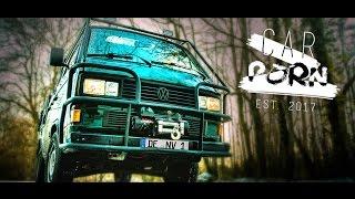 VW T3 DOKA - PORN | VINTAGE | DENVA
